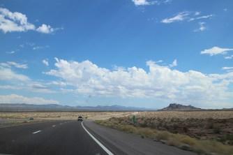 W drodze do Wielkiego Kanionu Kolorado (Arizona)