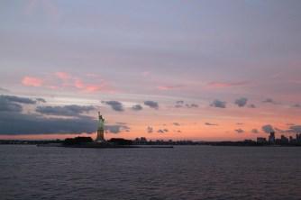 Liberty Island ze Statuą Wolności, Nowy Jork