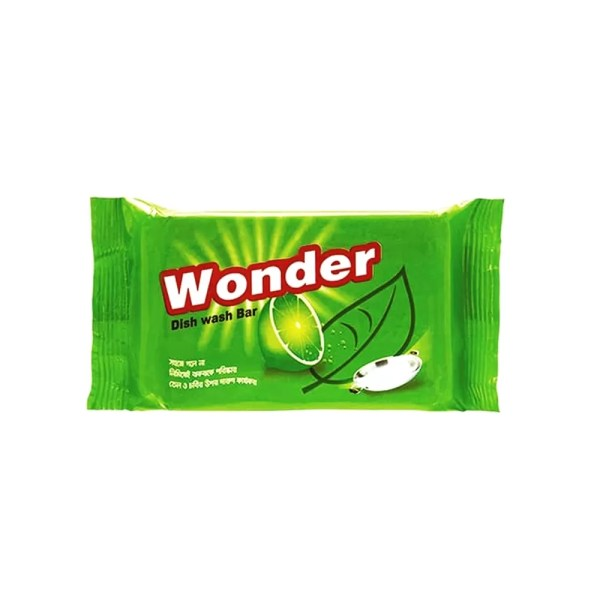 Clean it Wonder Dish Wash Bar 125gm