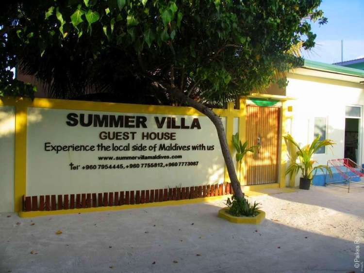 Summer Villa Guesthouse