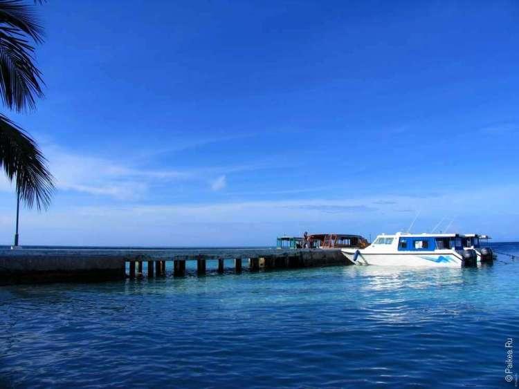 Лучшие недорогие отели на Мальдивах 3* для отдыха с детьми