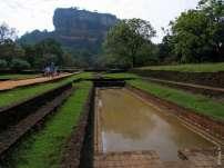 Водные сады Сигирии