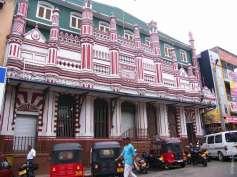 Индистский храм в Шри-Ланке, Канди