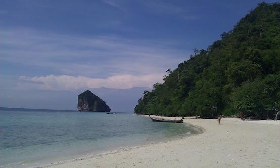 Таиланд - Краби - Остров Курица (Thailand - Krabi - Chiken Island)