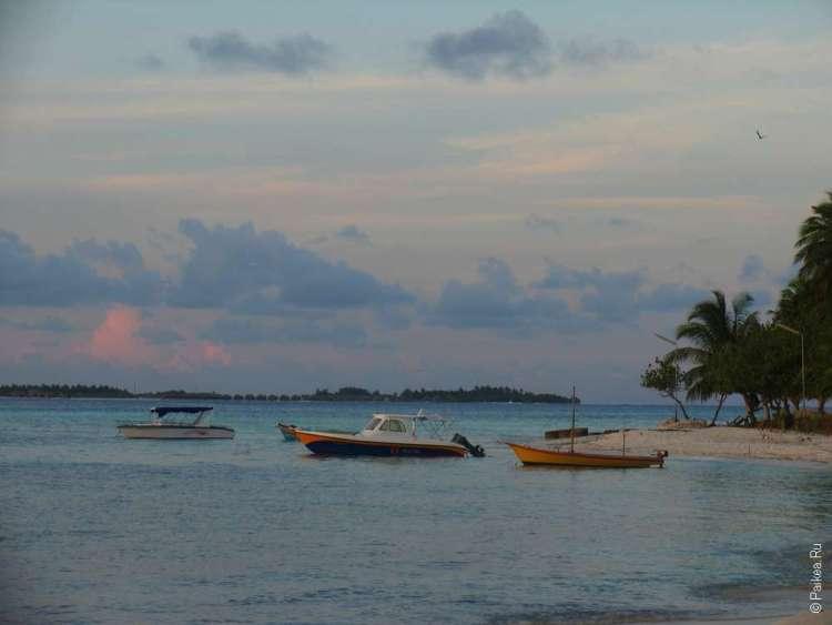 Остров Маафуши фото