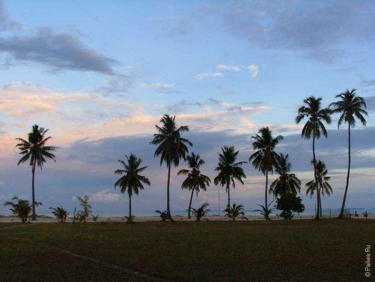 Маафуши (Maafushi Maldives)