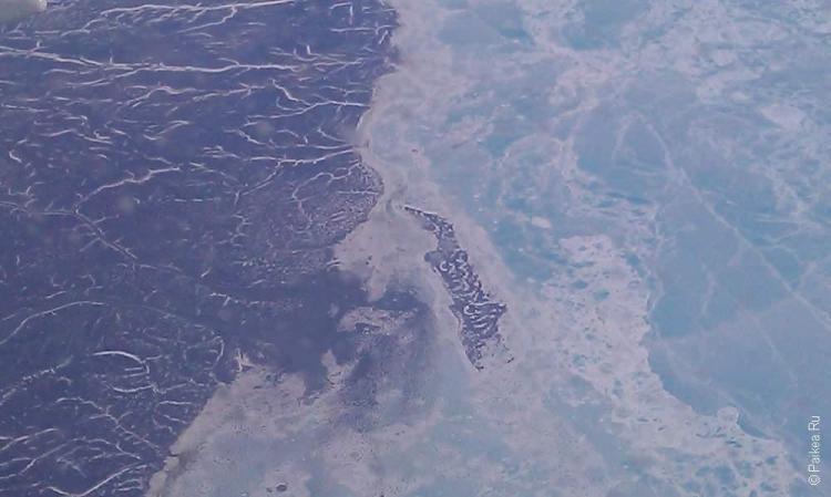 анкоридж, побережье северного ледовитого океана
