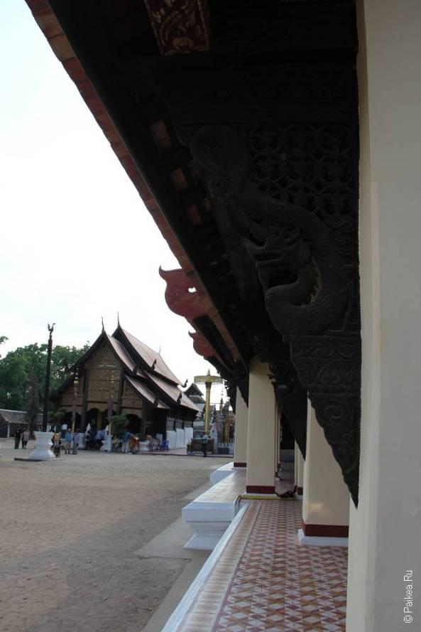 Таиланд - Лампанг - Храм Ват Пра Тат Лампанг Луанг (Thailand - Lampang - Wat Phra That Lampang Luang)