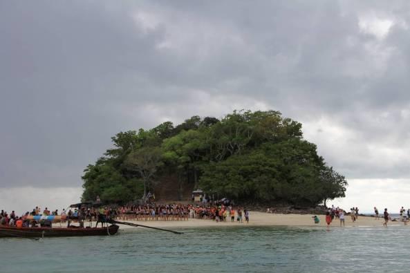 экскурсия 4 острова краби остров мор