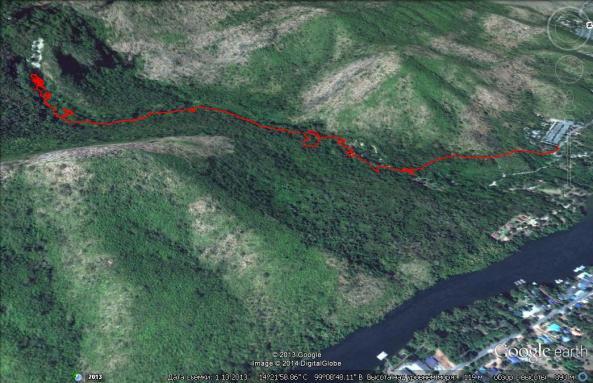 водопад эраван схема