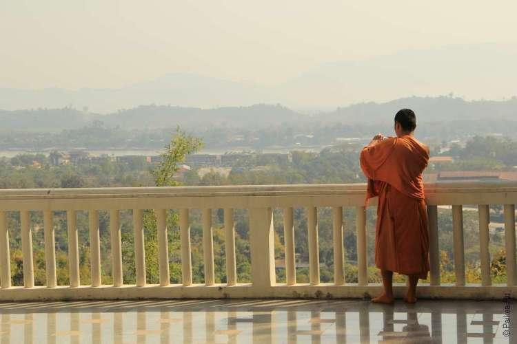 Чианг Саен монах