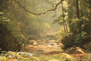 Водопад Мэ Йен, Пай, Таиланд