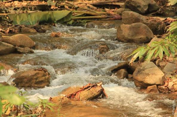 Таиланд - Пай - Водопад Хуа Чанг (Thailand - Pai - Hua Chang Waterfall)