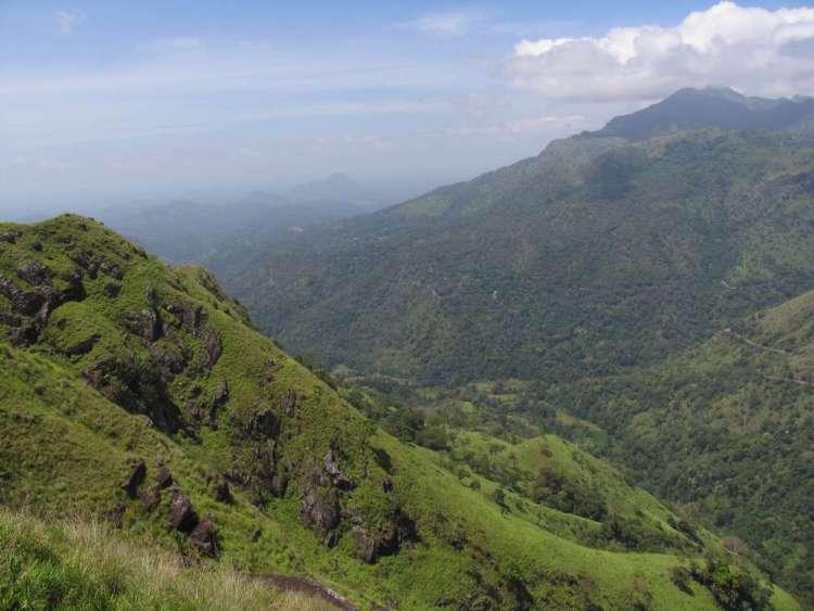 Малый пик Адама, Элла, Шри-Ланка 15