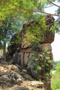 Великая Лаосская стена (Kham Paeng Yark)