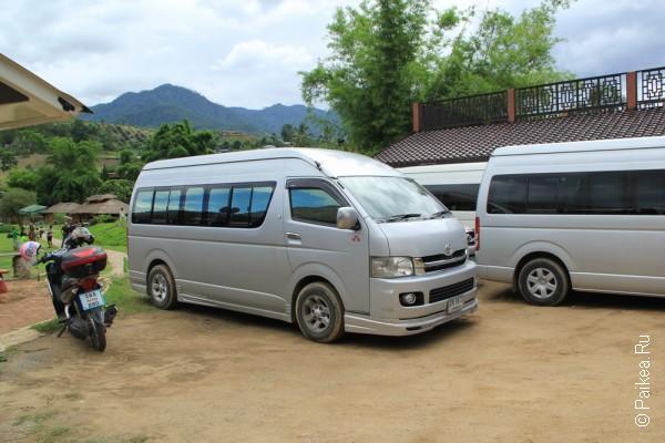 Таиланд - Пай - Китайская деревня Юннань (Thailand - Pai - Yunnan Chinese Village)