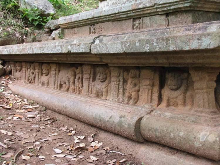 Михинтале, Шри-Ланка (Mihintale, Sri Lanka)