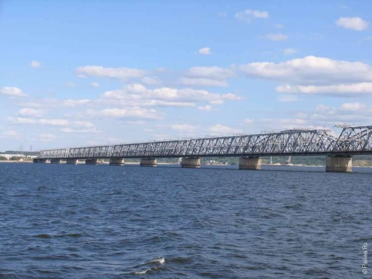 город ульяновск мост