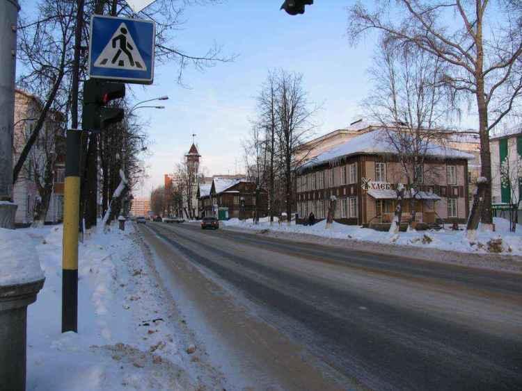 сыктывкар советская улица
