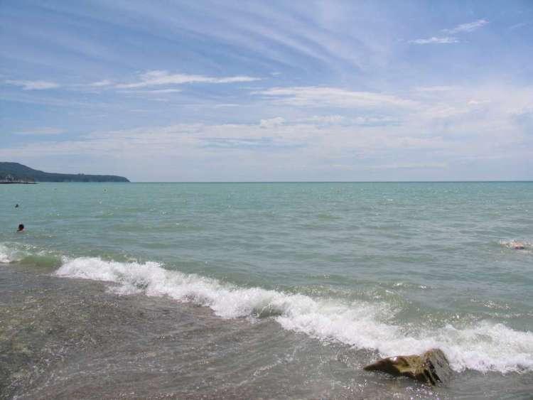 отдых в небуге фото пляжа