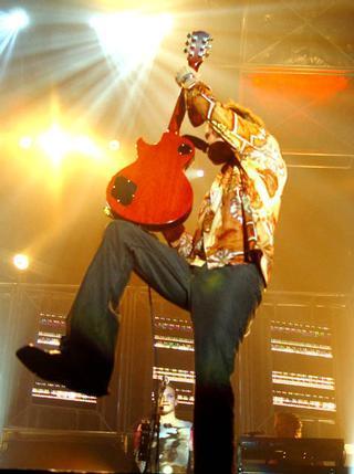гитарист пол воктор