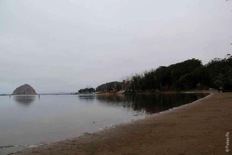Пляж и океан