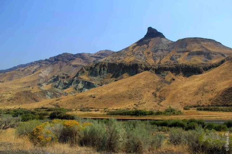 Овечья Гора в штате Орегон