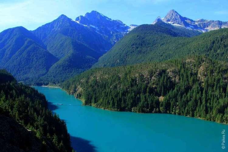 Озеро Диабло