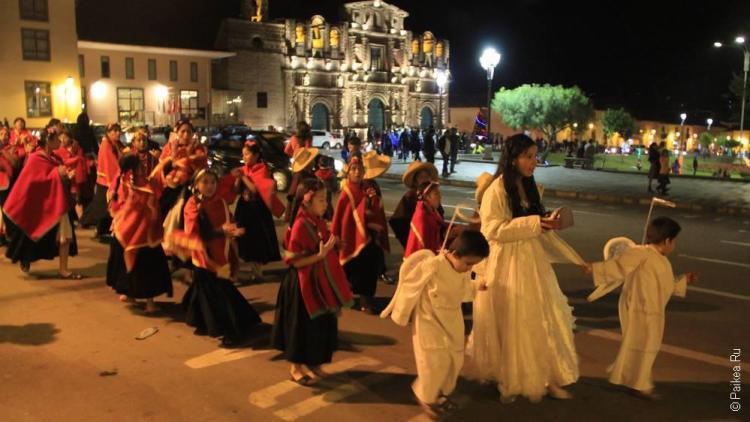 Рождество в Кахамарке