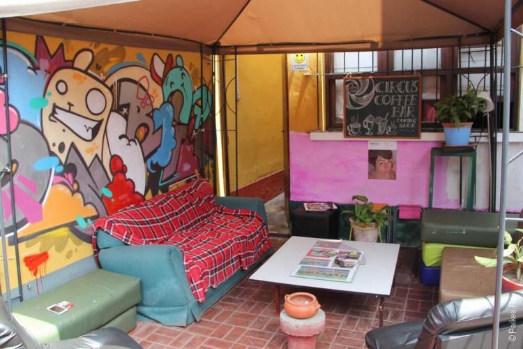 2Hostel Circus. Lima, Peru