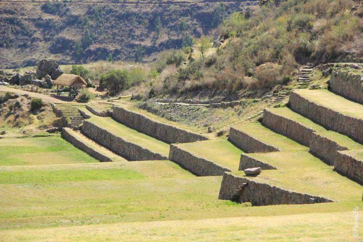 священная долина инков, Типон
