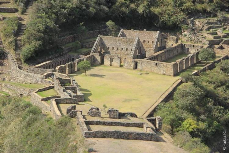 священная долина инков, чокекирао