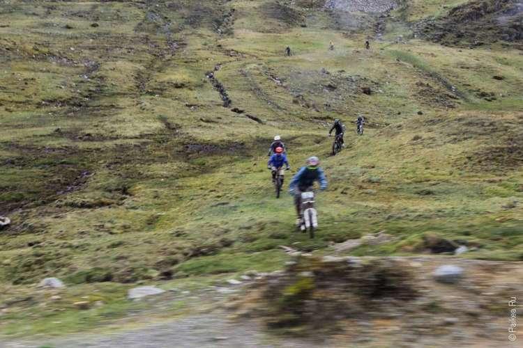 Трек на Мачу-Пикчу