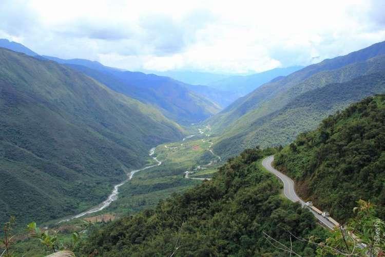 Из Куско в Мачу-Пикчу