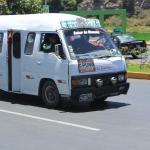 Путешествие в Перу на автобусах