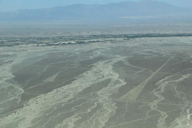 Город и пустыня