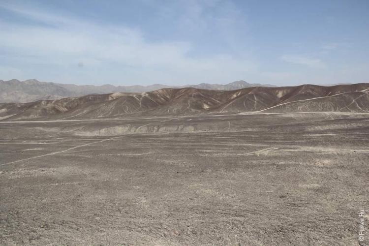 Мистическая пустыня
