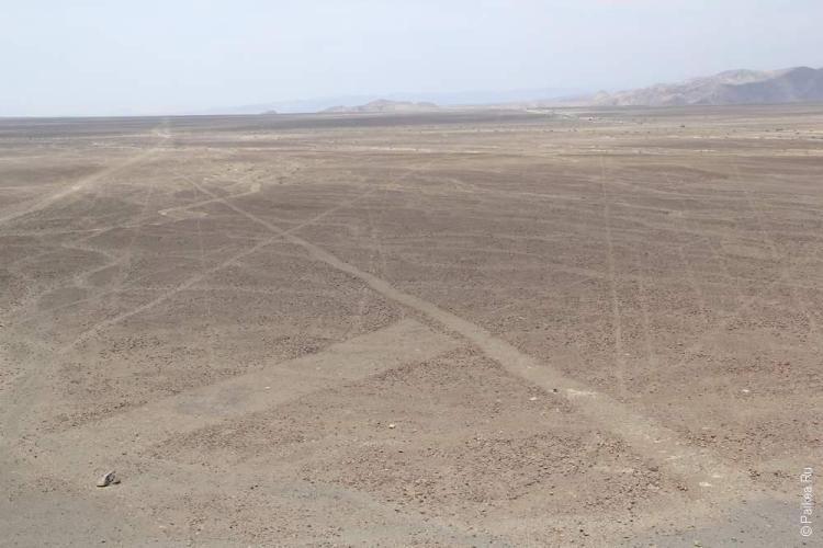 Достопримечательности Перу - линии наска