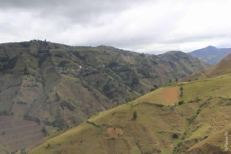 Куэнка, Эквадор (Cuenca, Ecuador)