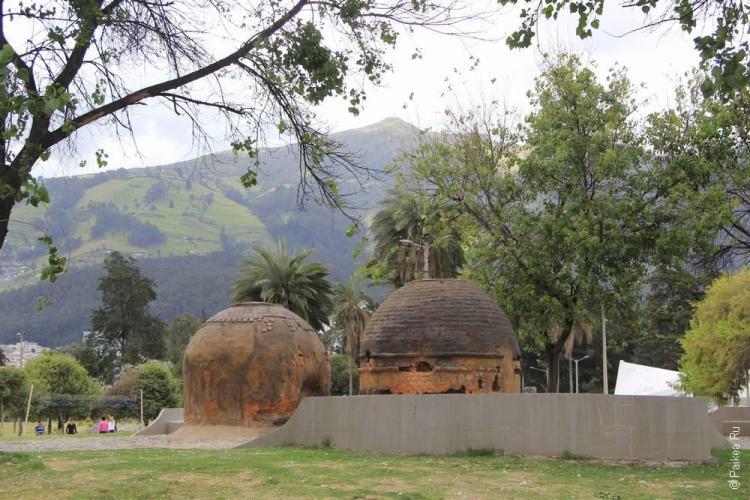 странные куполы