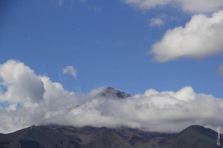 Небо Эквадора