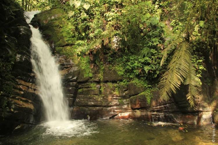 Водопад Санта-Рита