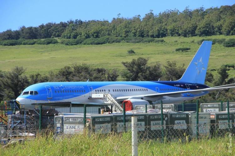 Ханга Роа аэропорт Матавери