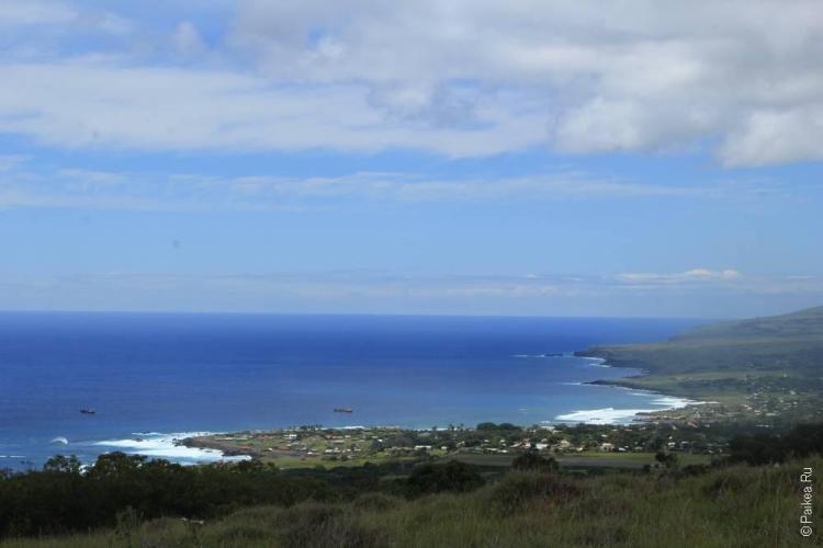 Оронго, Остров Пасхи (Easter Island)
