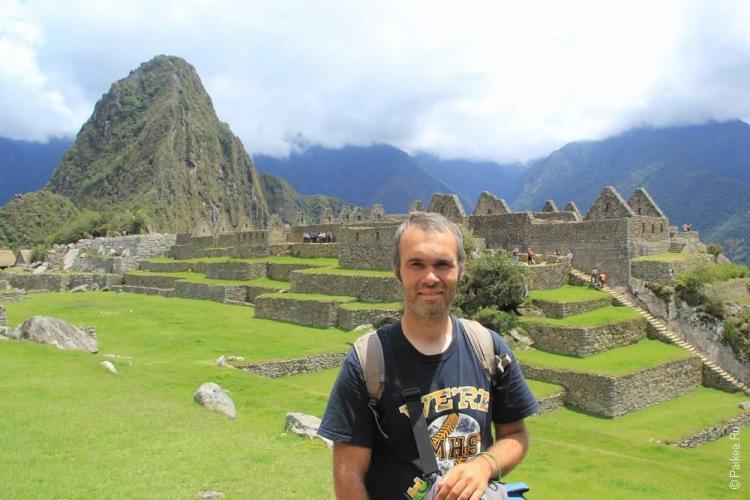 Затерянный и мегапопулярный город инков