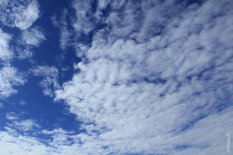 Вот оно, бескрайнее небо Южной Америки, совсем иной мир