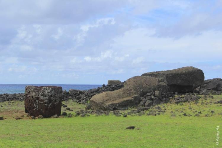 Те Пито Кура, Остров Пасхи (Te Pito Kura, Easter island)