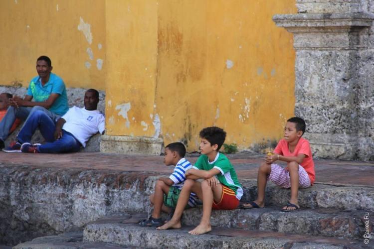 кругосветка картахена колумбия 7