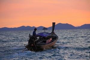 Ао Нанг пляжи