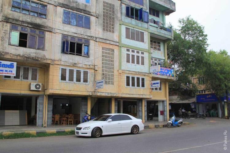фото мьянма